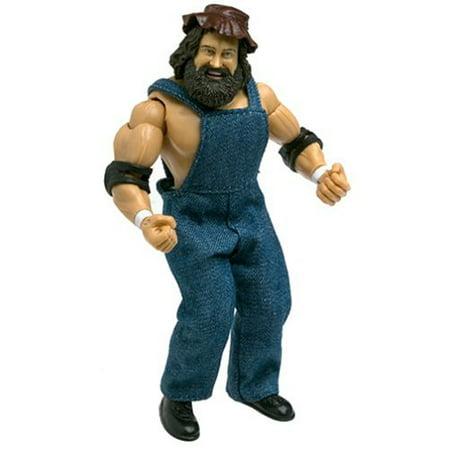Classic Superstars Wwe Jakks Figure - Jakks Pacific WWE Wrestling Classic Superstars Series 4 Hillbilly Jim Action Figure