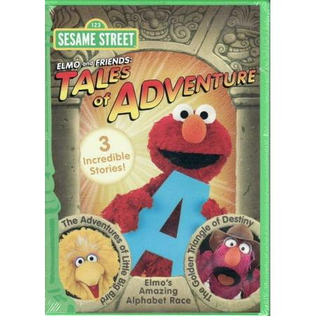 Sesame Street: Elmo and Friends: Tales of Adventure