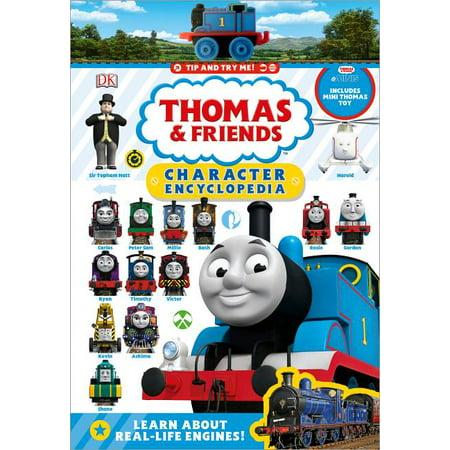 Thomas & Friends Character Encyclopedia (Hardcover)