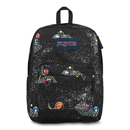 JanSport Superbreak Backpack - Space Metrics - Classic, - Jansport Superbreak Classic Backpack