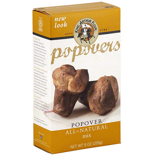 King Arthur Flour Popover Mix, 9 oz (Pack of 6)