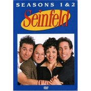 Seinfeld: The Complete First and Second Seasons by COLUMBIA TRISTAR HOME VIDEO