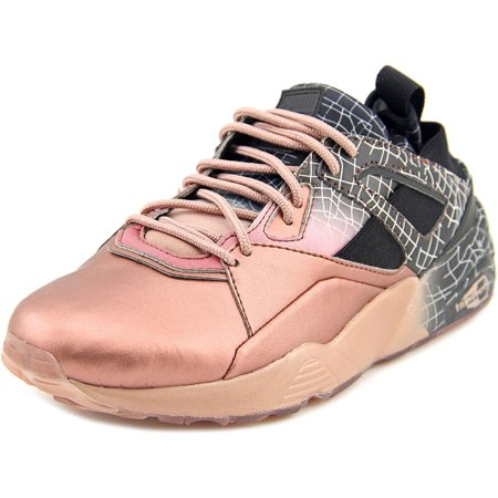 fde63aa9cba2 Puma BOG Sock RG Women Round Toe Synthetic Gold Sneakers - Walmart.com