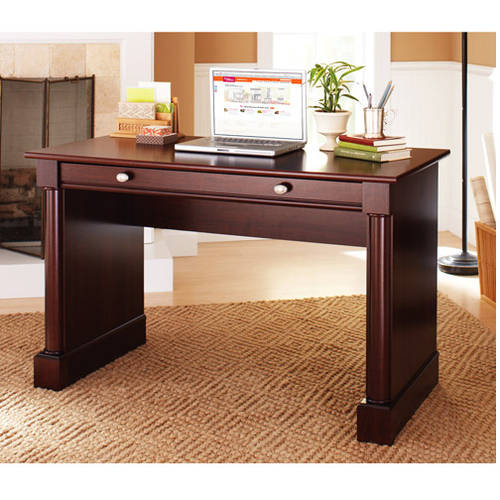 Beau Better Homes And Gardens Ashwood Road Writing Desk, Cherry Finish