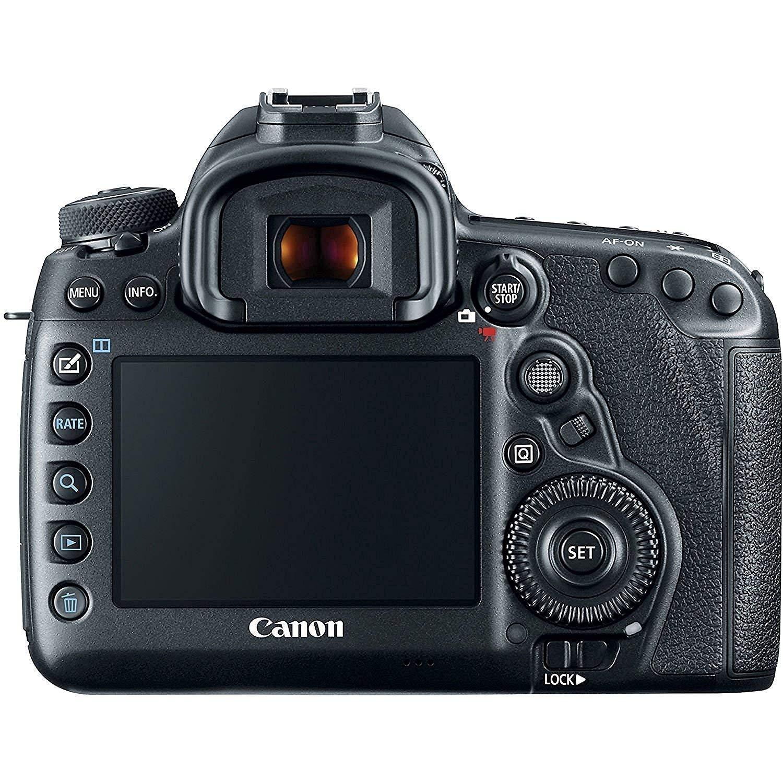 Canon EOS 5D Mark IV appareil photo reflex num?rique avec EF 24-70 mm f / 2,8L II USM Lens - Version internationale (Pas de garantie) 30PC Ensemble d'accessoires. Carte m?moire 64Go Comprend 2 + rempl - image 6 de 8