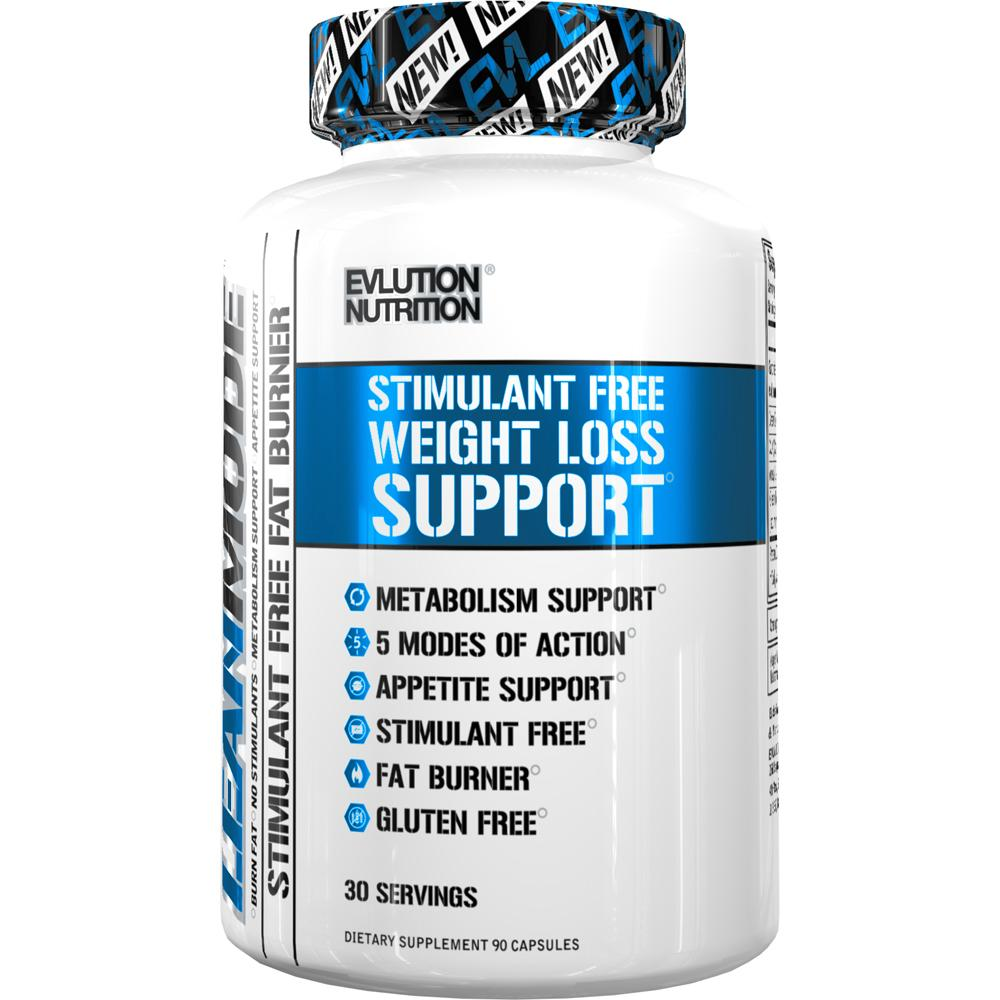 evlution nutrition lean mode stimulant free 150 capsules