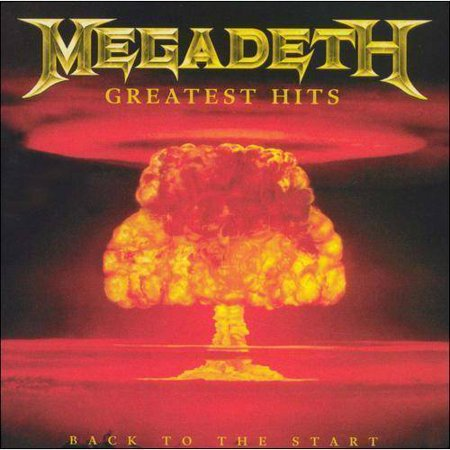 Megadeth - Greatest Hits (CD)