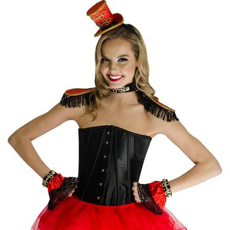 3 Piece Ringleader Kit Halloween Costume - Ringleader Halloween Costumes