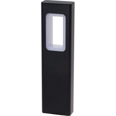 GreenLighting Modern High End Bollard Garden Path Light (Black)