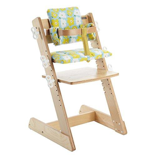 ... kid 2 youth wooden ergonomic adjustable high chair floral multicolor  sc 1 st  Walmart & kid 2 youth wooden ergonomic adjustable high chair floral ...