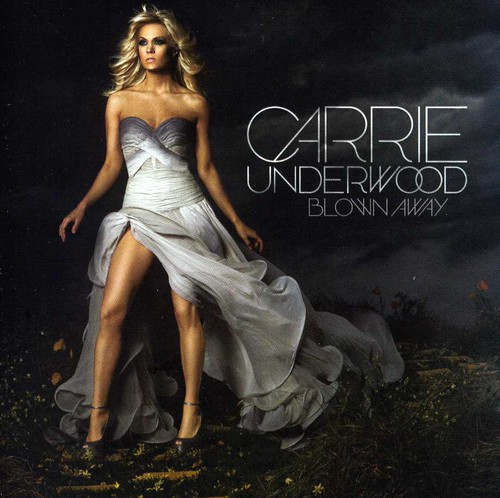 Carrie Underwood - Blown Away (CD)