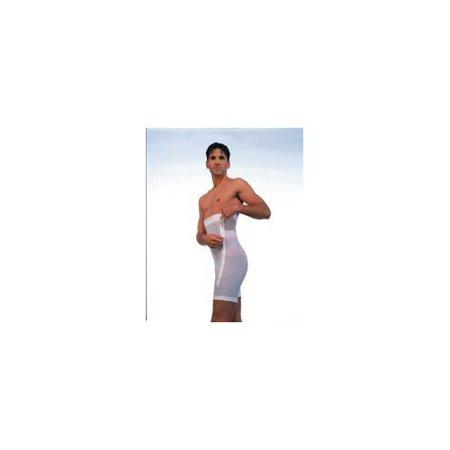 Jobst 110685 Plastic Surgery Girdle Male 2, XL by