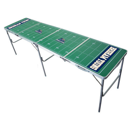 Tailgate Toss NCAA 2' x 8' Tailgate Pong Table