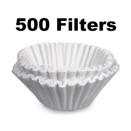Coffee Filters for Bunn GRX-W GRX-B 10 Cup Velocity Brew 500 Pack Bunn O-matic Vpr Aps