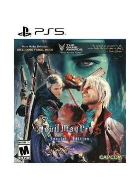 Devil May Cry 5 Special Edition, Capcom, PlayStation 5
