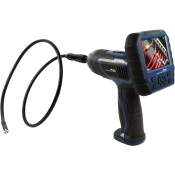 Whistler 9mm Wireless Inspection Camera Records Video & Audio