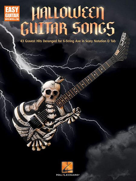 Halloween Guitar Songs by