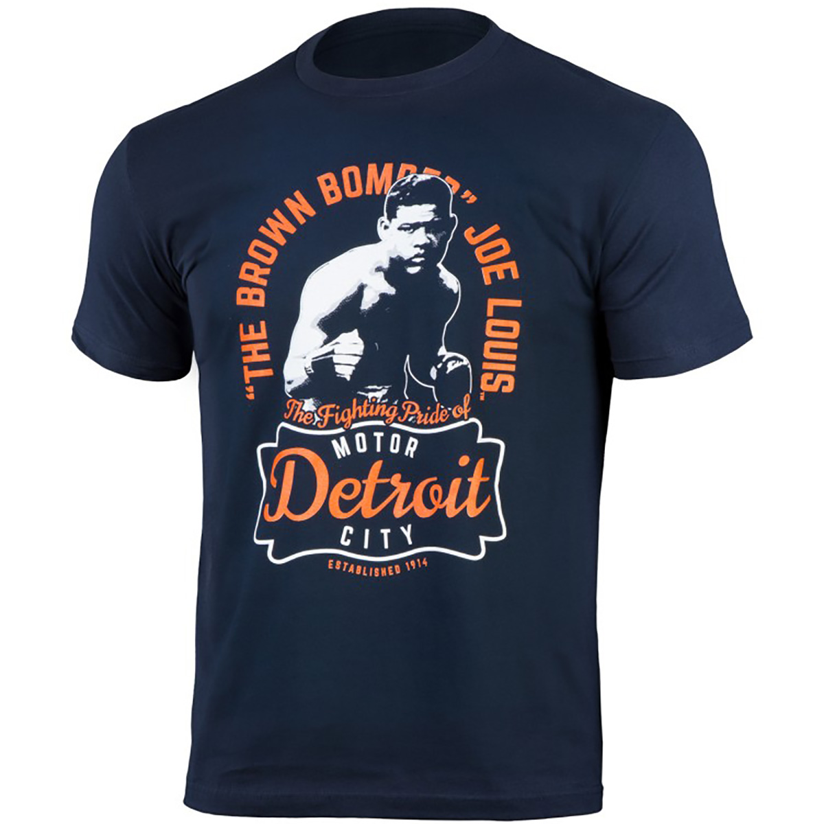 Title Boxing Cassius Clay /'64 Champ Premium Fitted Legacy T-Shirt Ash Gray