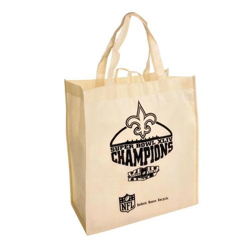 Superbowl44 Champ Reuse Bag