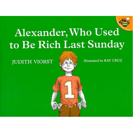 Alexander, Who Used to Be Rich Last Sunday (Paperback)](Halloween Ideas For Sunday School)