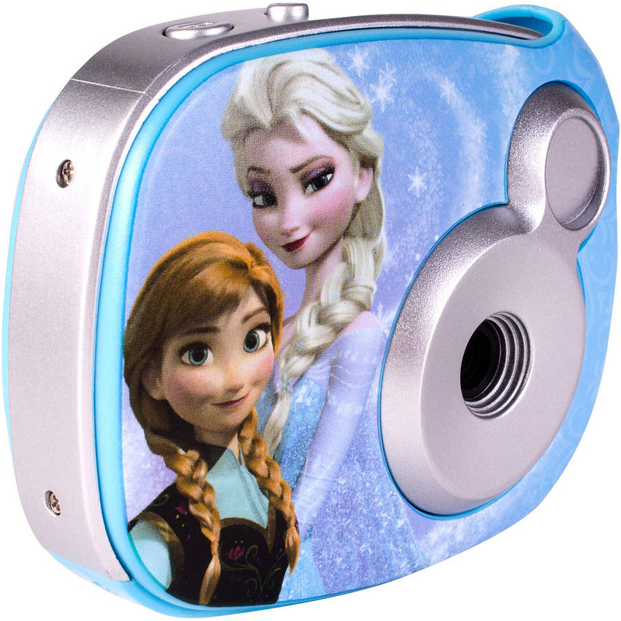 Kids' Digital Camera with 2.1 Megapixels, Frozen