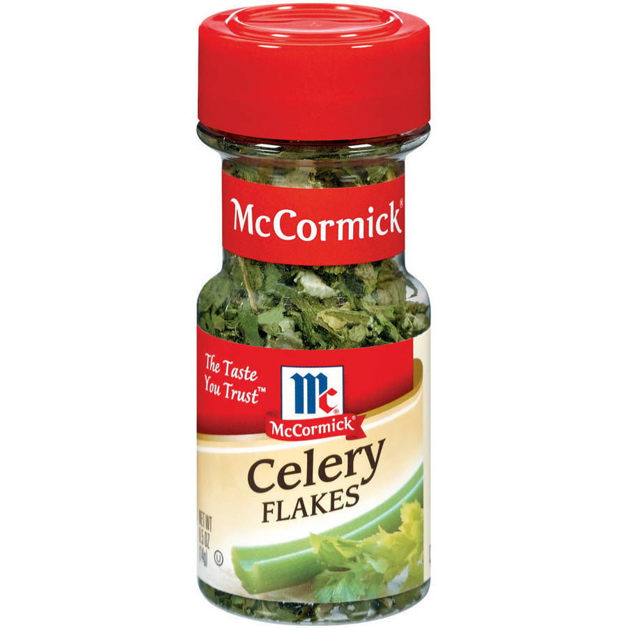 McCormick Specialty Herbs And Spices Celery flakes, .5 oz
