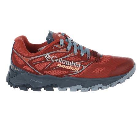 Columbia Footwear - Columbia Trans Alps F.K.T. II  Trail Running Shoe - Red Camellia, Jupiter - Womens - 6.5