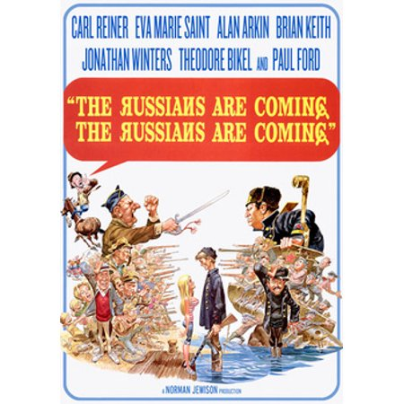 The Russians are Coming, The Russians are Coming (DVD) - New Shark Movie Coming Out