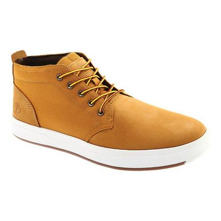 Timberland Chukka Men Work Boot (Men's Timberland Davis Square Fabric/Leather Chukka)