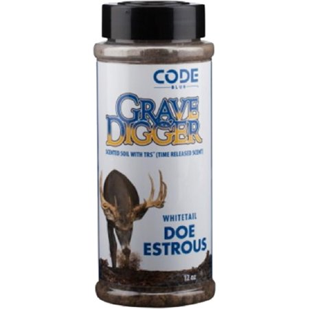 Code Blue Scrape Mate - Code Blue Grave Digger Doe Estrus 12Oz