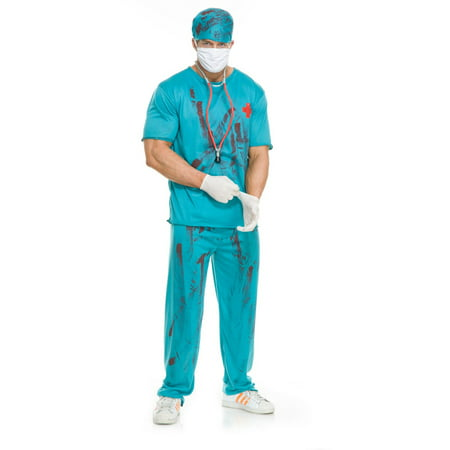 Halloween Doctor Dead Adult Costume - The Doctor Costume