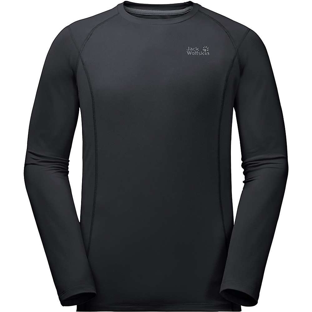 Jack Wolfskin Men's Hollow Range LS Shirt
