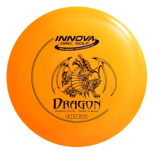 Innova Champion DX Dragon Golf Disc (Colors may vary), Best Choice For New Players, Water... by