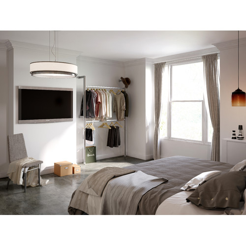 Space Pro Relax 51''W Closet System