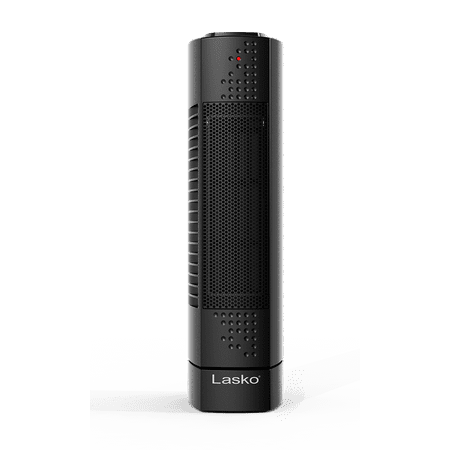Lasko Ultra Slim Electric Tower Heater, Black
