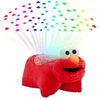 Pillow Pets Sesame Street Elmo Sleeptime Lites - Elmo Plush Night Light