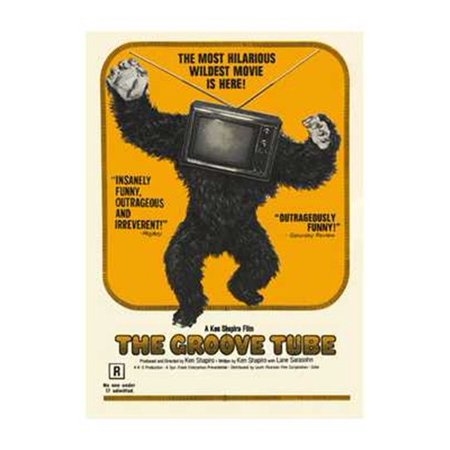 The Groove Tube Movie Poster (11 x - Tube Adult Movies