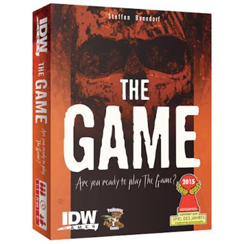 Q-Workshop IDW00946 The Game