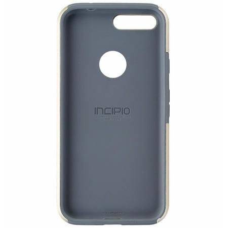 buy online b5bd9 27d64 Incipio Dualpro Dual Layer Case Cover Google Pixel XL 5.5 Champagne Gold /  Gray