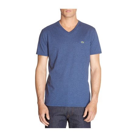 Lacoste Mens Pima Loire Basic T-Shirt