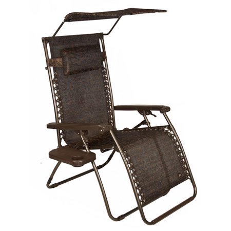 Bliss Hammocks Extra Wide Gravity Free Recliner With