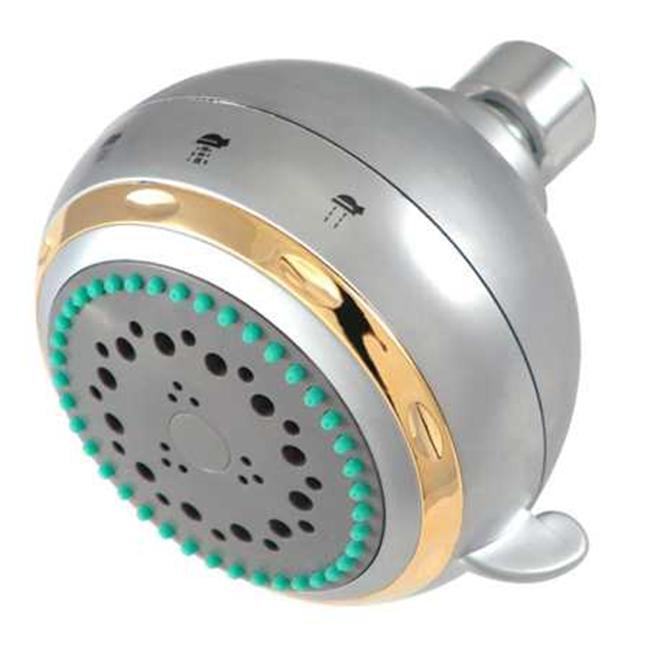 Fixed Shower Head  Satin Nickel