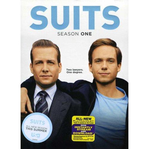 Suits: Season One (Anamorphic Widescreen)