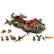 LEGO® Legends of CHIMA® Cragger's Command Ship w/ Minifigures | 70006