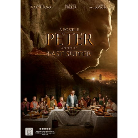 Apostle Peter and the Last Supper (DVD) - The Last Supper Club Halloween