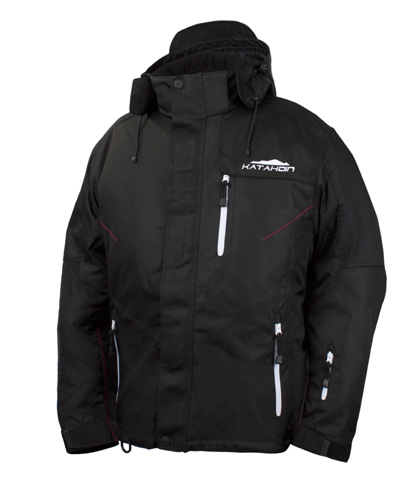 Katahdin Apex Mens Snow Jacket Black