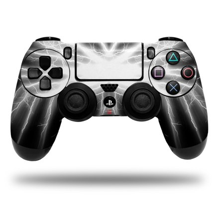 Skin Wrap for Sony PS4 Dualshock Controller Lightning White (CONTROLLER NOT