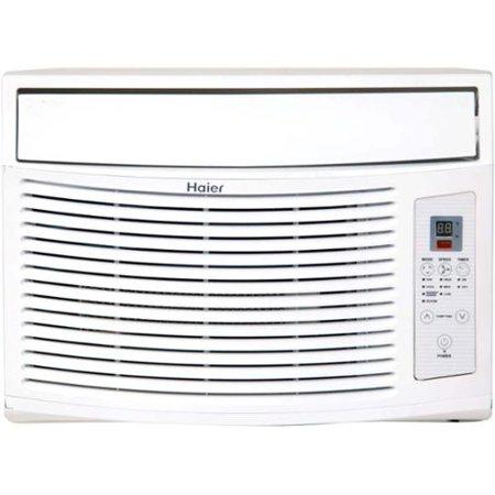 Haier ESA410K 10,000 BTU Digital Room Window Air Conditioner 450 Sq. on