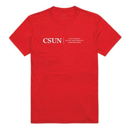 CSUN California State University Northridge Matadors Institutional Tee T-Shirt