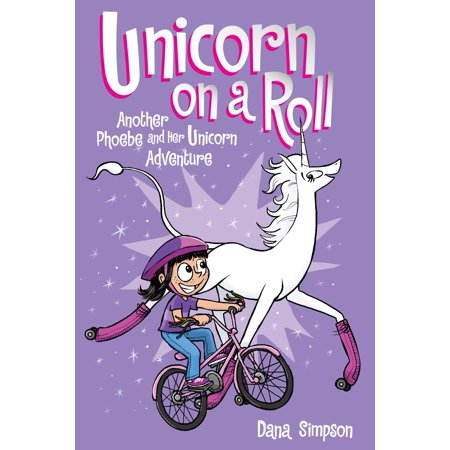 Unicorn on a Roll (Phoebe and Her Unicorn Series Book 2): Another Phoebe and Her Unicorn Adventure (Paperback) - Number Of Horns On A Unicorn